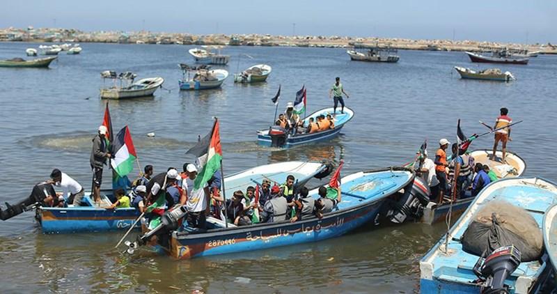 Fuoco israeliano contro pescherecci palestinesi nella Striscia di Gaza: 1 pescatore rapito