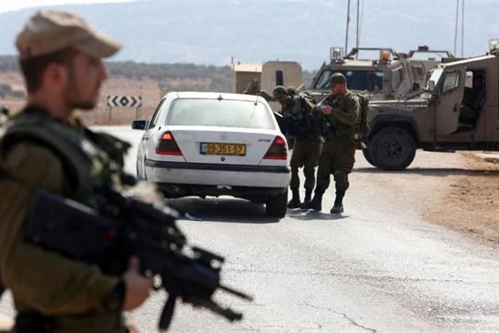 Le forze israeliane uccidono un palestinese dopo un tentato accoltellamento vicino a Nablus