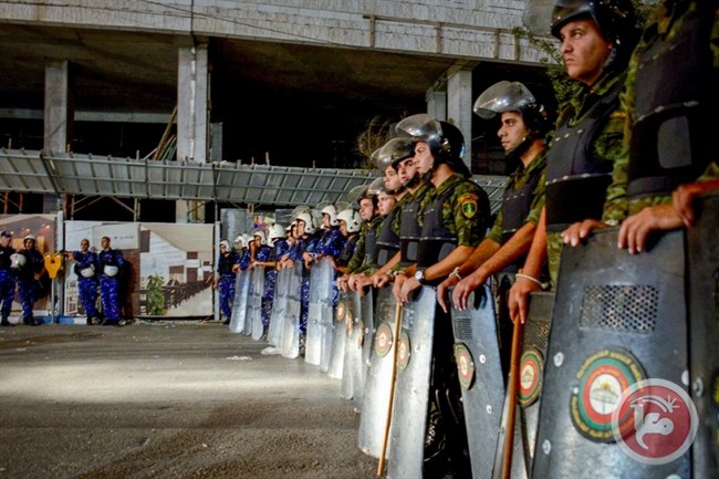 Palestinese sospettato di aver sparato alle forze dell'ANP ucciso in stato di fermo