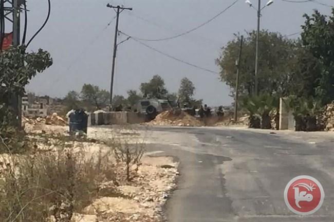 Palestinese disarmato ucciso dalle forze israeliane ad un check-point militare vicino a Ramallah