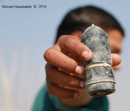 Striscia di Gaza, sei Palestinesi feriti dalle forze israeliane