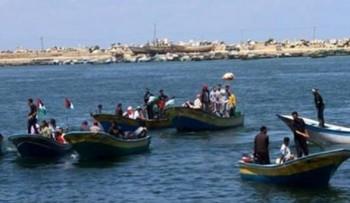 Le navi da guerra israeliane aprono il fuoco contro i pescherecci di Gaza