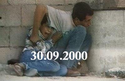 Per non dimenticare il piccolo al-Durrah, ucciso dai soldati israeliani nel 2000