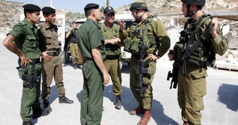 Le forze di sicurezza dell'ANP arrestano una ragazza palestinese