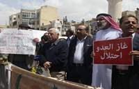 I giordani rifiutano l'accordo sul gas con Israele