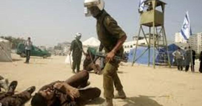 Violenze e maltrattamenti durante l'arresto: la denuncia di 5 prigionieri a Etzion