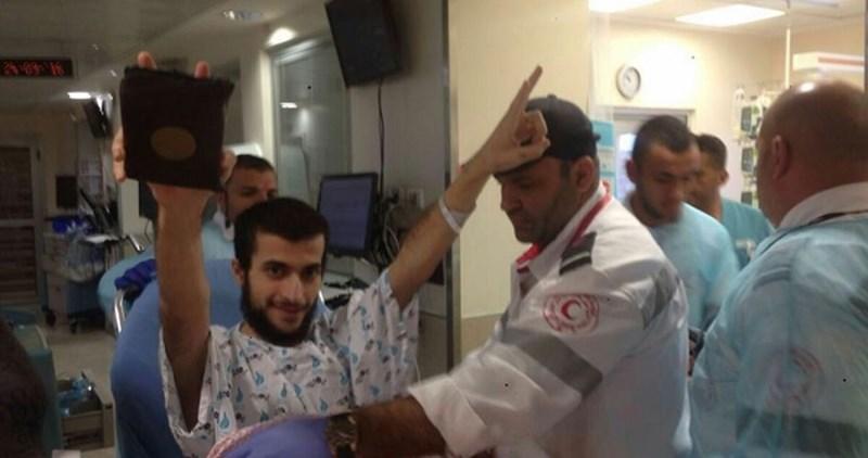 Rilasciato Malik al-Qadi, ex detenuto in sciopero della fame. E' stato trasferito in un ospedale palestinese