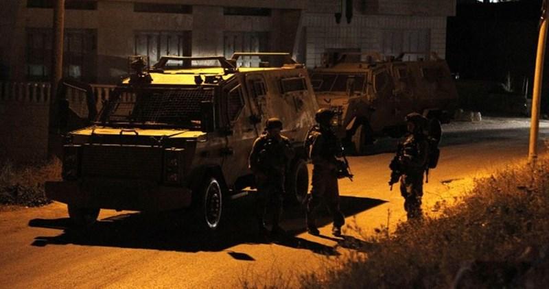 Incursioni israeliane in Cisgiordania: oltre 15 arresti