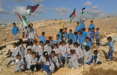 L'esercito di occupazione distrugge quattro appartamenti e un'aula a Gerusalemme