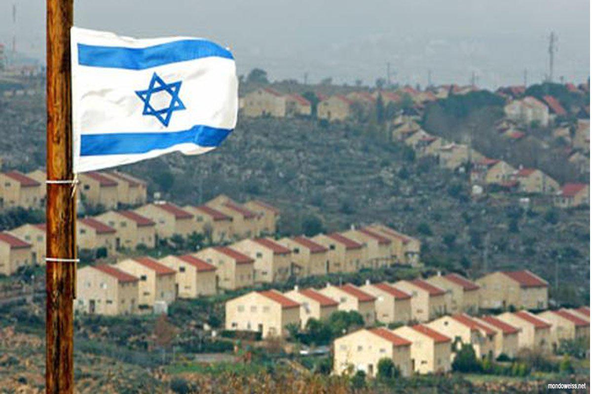 Nei primi sei mesi del 2016, incremento del 40% degli insediamenti coloniali israeliani