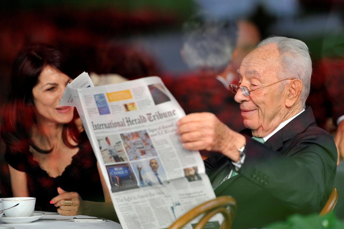 Shimon Peres: il criminale di guerra israeliano del quale l'occidente ha dimenticato le vittime