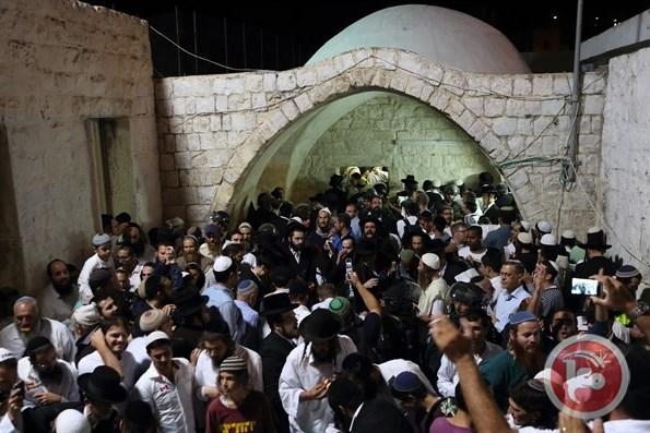 Oltre 1000 Israeliani entrano nell'area della Tomba di Giuseppe. Scontri e feriti tra i Palestinesi