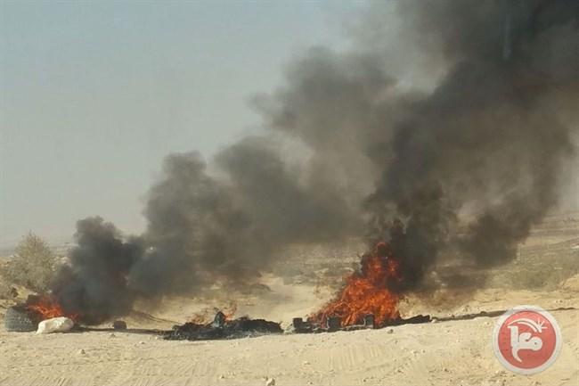 Scontri in un villaggio beduino dopo la consegna di ordini di demolizione