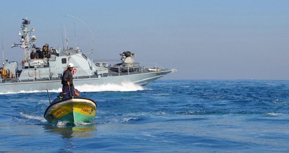 La Marina israeliana spara ai pescatori di Gaza: un ferito