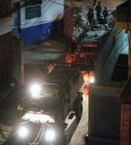 Numerosi palestinesi feriti ad al-Khader