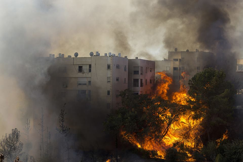 Perché Israele sta bruciando?
