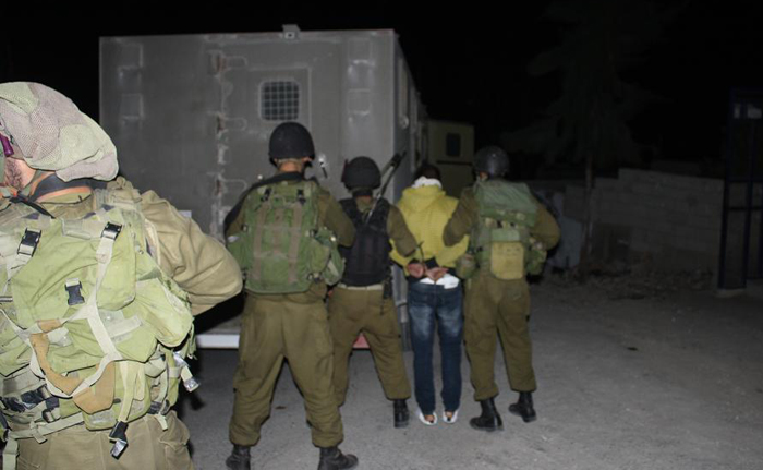 17 palestinesi