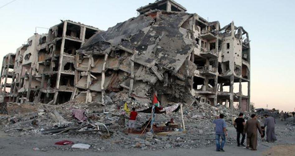 """Ministero: """"Certi fattori incidono sulla ricostruzione di Gaza"""""""