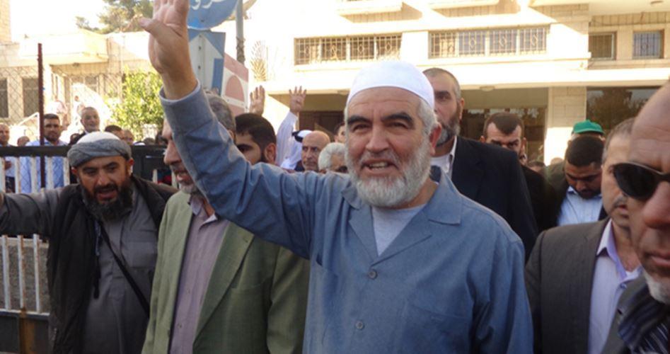 "Raed Salah: ""La moschea al-Aqsa corre un reale pericolo"""