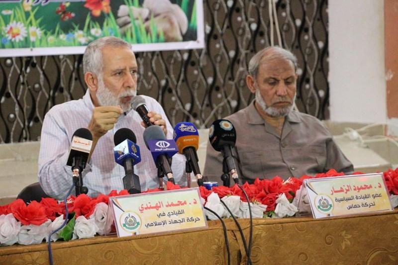 Zahar chiede all'ANP di porre fine al coordinamento della sicurezza con gli occupanti