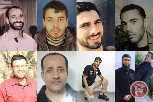 9 detenuti palestinesi continuano lo sciopero della fame nelle prigioni israeliane