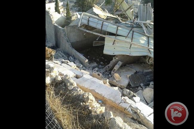 Aumento esponenziale delle demolizioni di abitazioni e strutture palestinesi a Gerusalemme e Cisgiordania