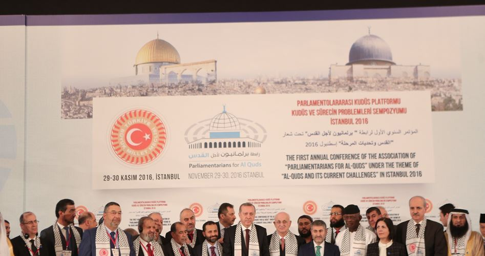Conferenza parlamentari per Gerusalemme chiede denuncia crimini israeliani