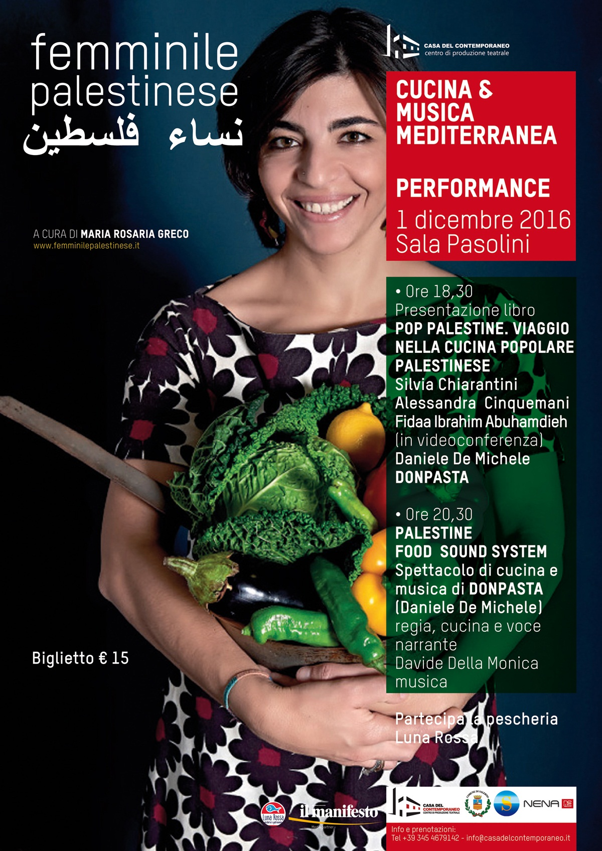 Cucina e musica mediterranea
