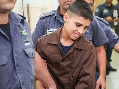 Nella Giornata mondiale del Fanciullo, 350 bambini palestinesi prigionieri di Israele