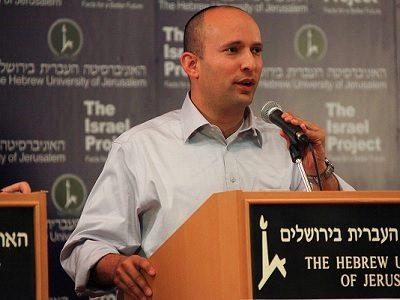 L'Intifada degli incendi?
