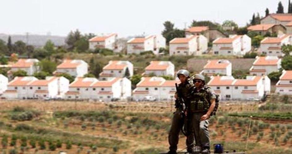Piano israeliano per la costruzione di 1218 nuove unità coloniali