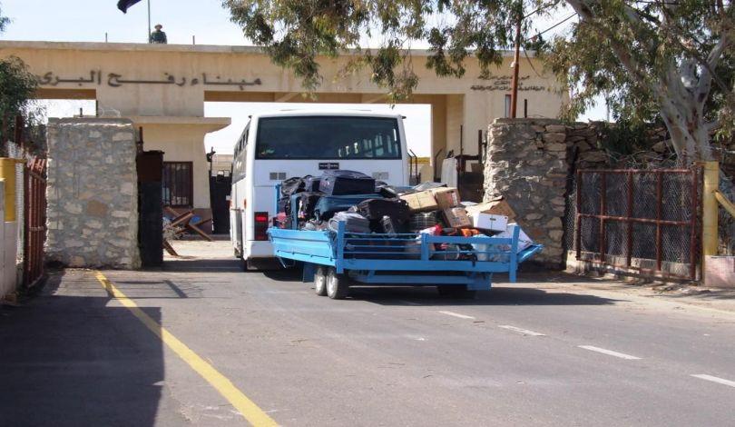 L'Egitto riapre per tre giorni il valico di Rafah