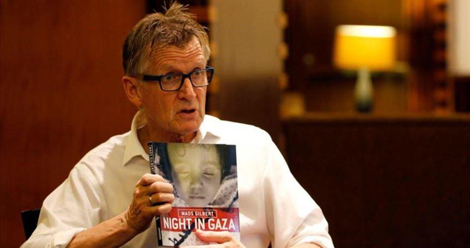 Mads Gilbert: un medico norvegese racconta i crimini israeliani a Gaza