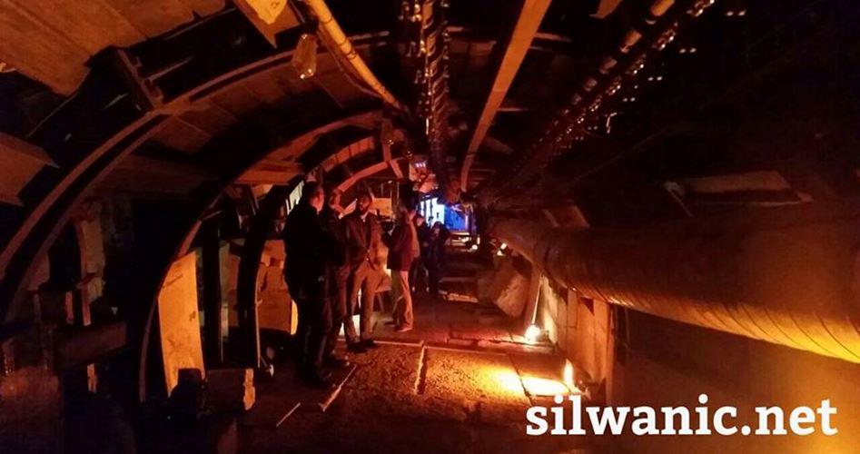 Apertura di un nuovo tunnel sotto la moschea al-Aqsa