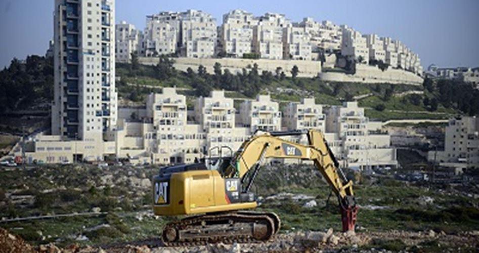 Oltre 13 mila m² di terra palestinese sottratti da Israele nel 2016