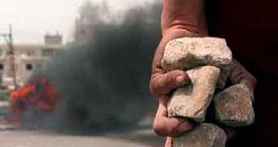 """Il mondo volta le spalle alla Palestina e si torna a parlare della """"Prima Guerra delle Pietre"""""""