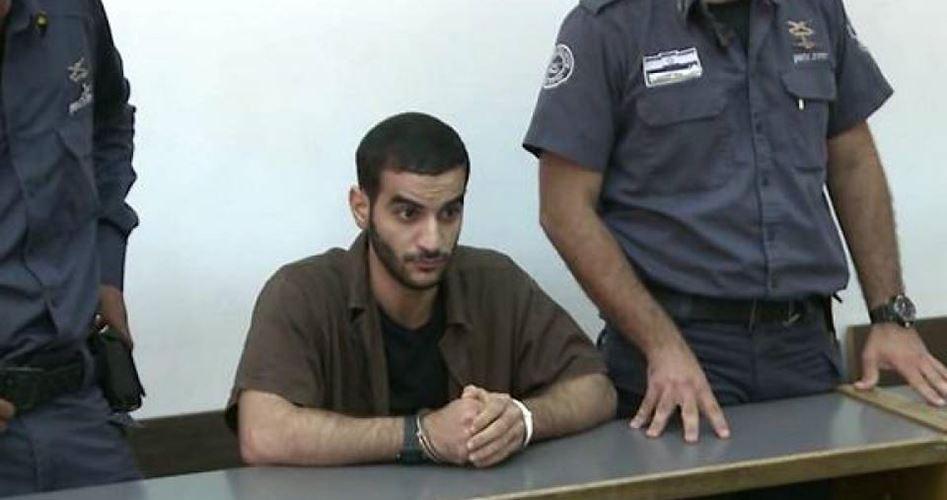 La corte israeliana condanna un giovane palestinese a 35 anni di carcere