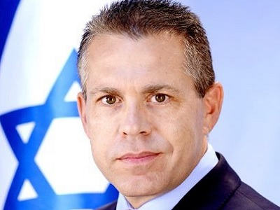 gilad_erdan_israel_minister