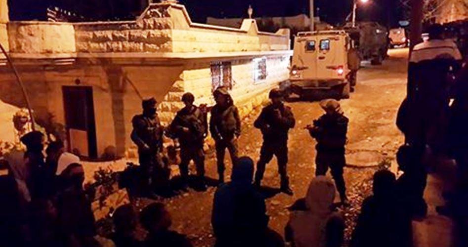 Arresti e repressioni a Qalqiliya