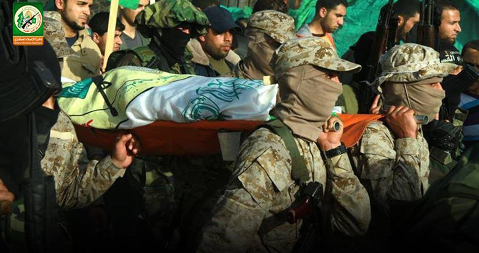 Giovane combattente palestinese muore nel crollo di un tunnel