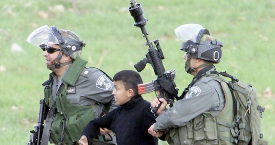 35 bambini palestinesi rapiti dopo essere stati colpiti dalle IOF nel 2016