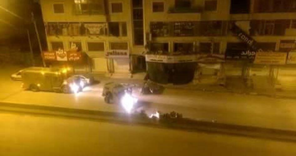 Jenin, 3 Palestinesi e 2 soldati israeliani feriti in un incidente stradale