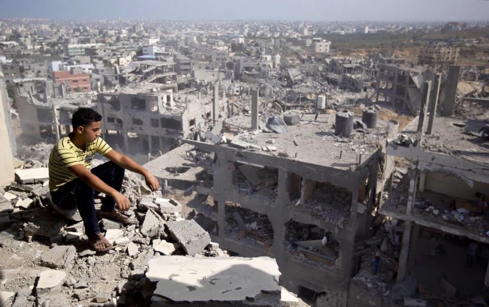 Per non dimenticare i massacri israeliani nella Striscia di Gaza