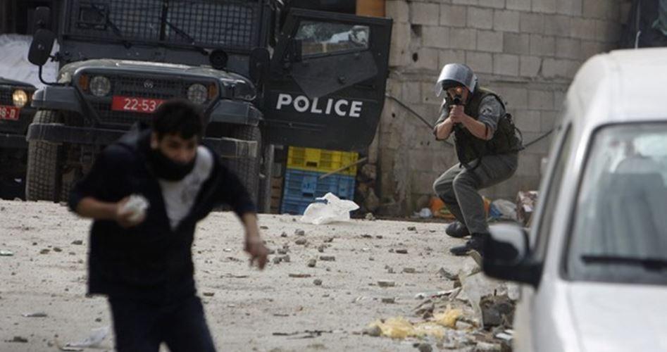 La polizia israeliana arresta 20 palestinesi a Shu'fat