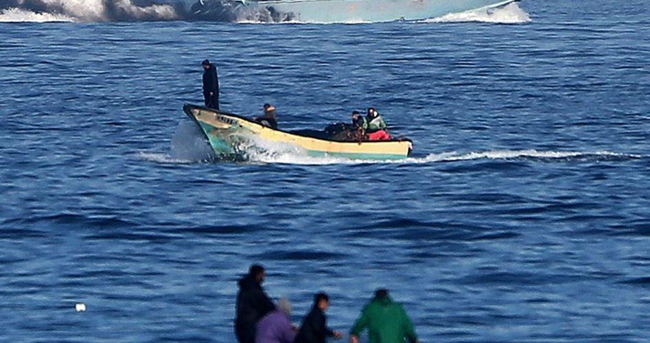 Le forze israeliane hanno arrestato 125 pescatori nel 2016