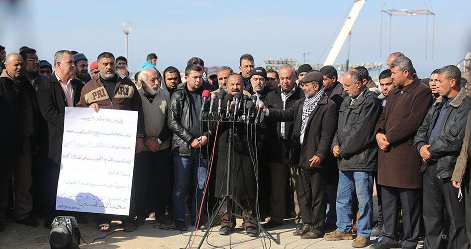 Pescatore scomparso in mare a Gaza: sindacato sospende per protesta attività di pesca