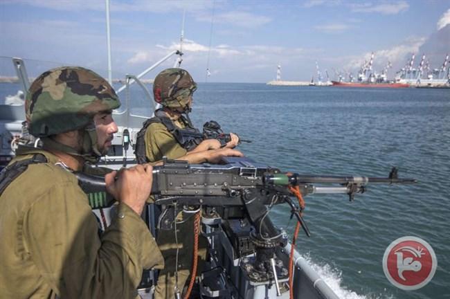 La marina israeliana spara sui pescatori di Gaza