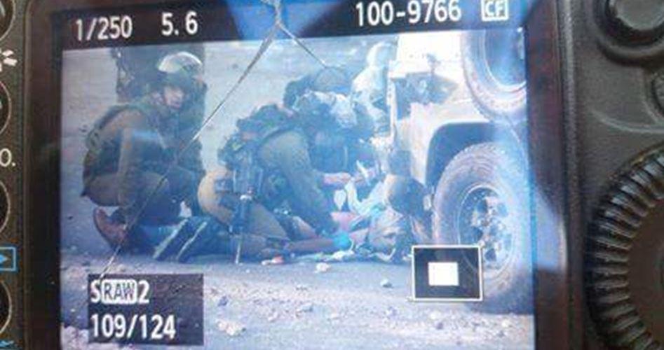 Adolescente palestinese ucciso dalle forze di occupazione con un proiettile al cuore