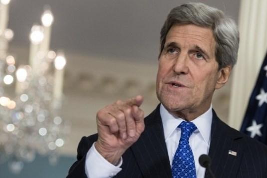 """Kerry mette in guardia sulla realtà di un unico stato e sulla """"costante occupazione"""""""