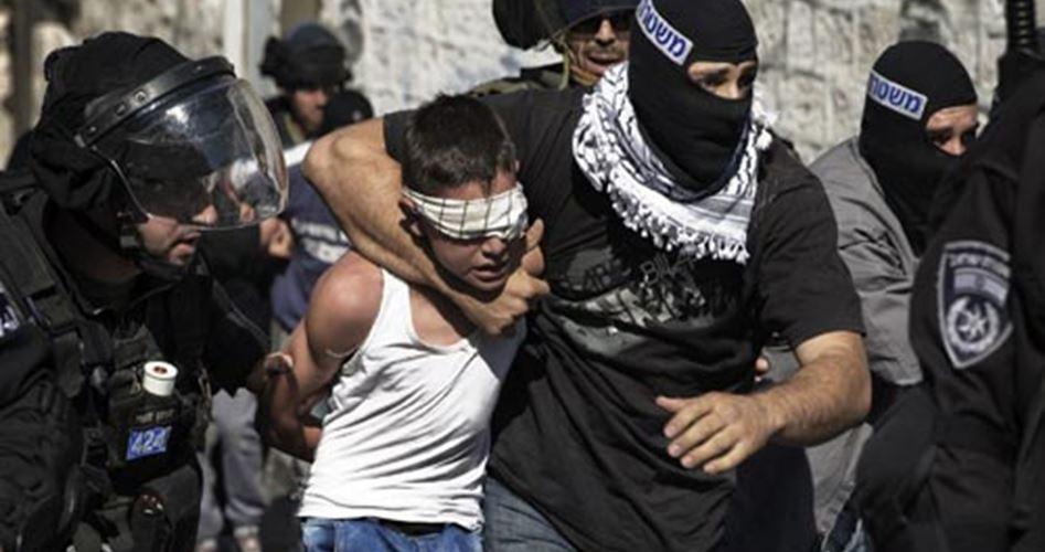 100 Palestinesi imprigionati da Israele dall'inizio del 2017
